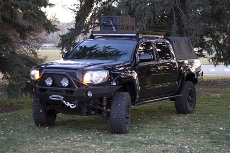roof rack for tacoma front runner slimline roof rack s pics page 2 tacoma