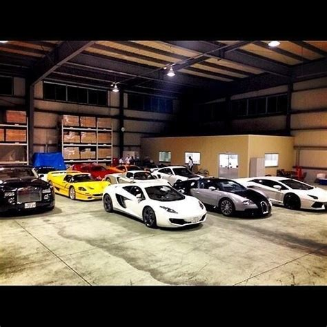 Garage Of Cars by I Ll Probably Need A Warehouse For All My Whips Garage