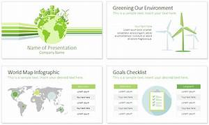 Sustainability PowerPoint Template - PresentationDeck.com