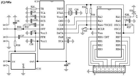 transmitter pll fm transmitter 1w