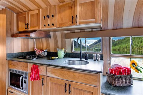 restored airstream flying cloud tiny house swoon