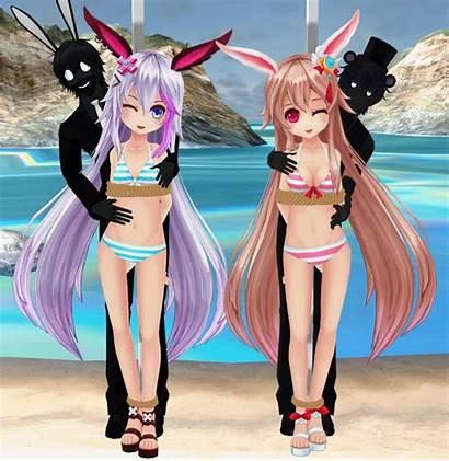 Tickle Bunny Sisters Deviantart Being Ver Deviant