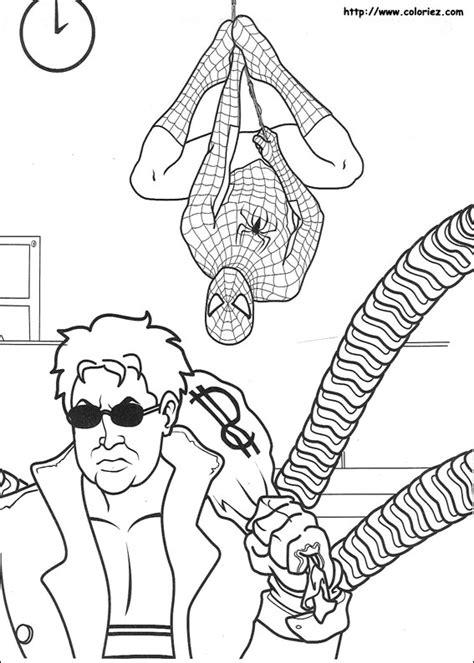 örümcek Adam Boyama Sayfası Resimlere Göre Ara Red
