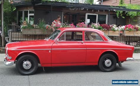 Volvo Coupe For Sale by 1967 Volvo 123gt For Sale In Canada