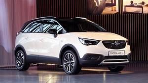 Avis Opel Crossland X : salon de gen ve 2017 opel crossland x le changement c 39 est maintenant vid o ~ Medecine-chirurgie-esthetiques.com Avis de Voitures
