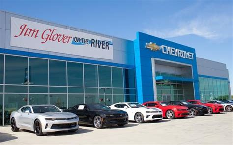 Jim Glover Chevrolet On The River