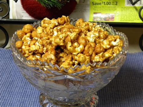 butter toffee popcorn  cooks country magazine dec