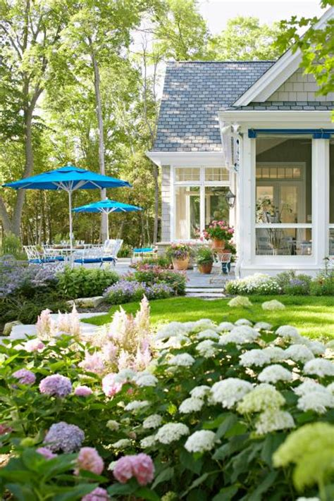 Gorgeous Backyards by 35 Beautiful Backyards Midwest Living