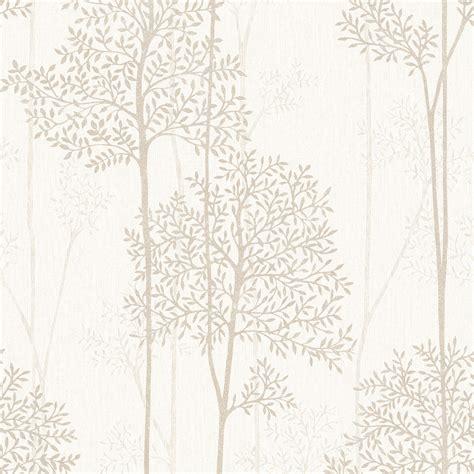 graham brown eternal cream gold foliage glitter effect