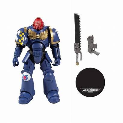 Warhammer Mcfarlane 40k Figures Revealed Toys Action