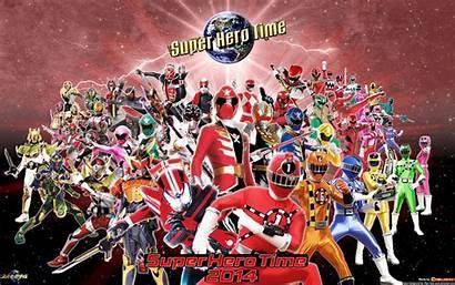 Super Sentai Rangers Power Wallpapers Samurai Hero