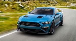 2020 Roush Stage 2 Mustang Brings New Styling And Performance Packs | Carscoops