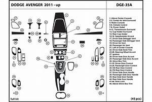 Dl Auto U00ae Dodge Avenger 2011