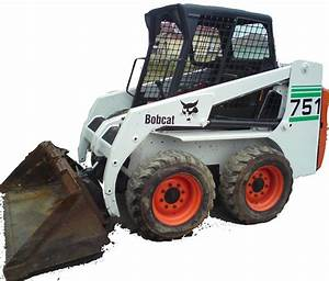 Bobcat 751 Loader Factory Service  U0026 Shop Manual
