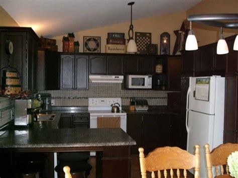 decorating  primitive kitchen interior design