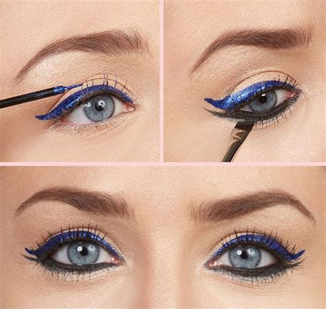 double eyeliner  alldaychic
