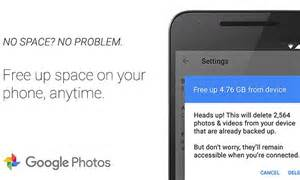 how to free up space on my phone reveals free up space app to automatically delete