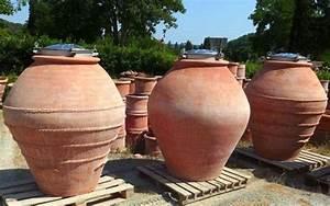 Pot De Fleur Grande Taille : pots en terre cuite grande taille belgique ~ Teatrodelosmanantiales.com Idées de Décoration