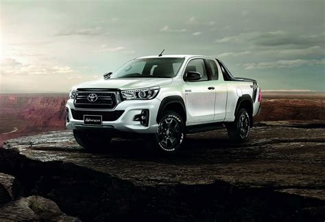 Toyota Hilux Wallpaper by New 2019 Toyota Hilux Look High Resolution Wallpaper