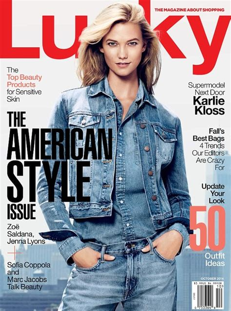 What The Latest Karlie Kloss Land