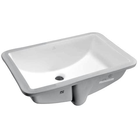 outdoor ls home depot anzzi pegasus series 8 5 in ceramic undermount sink basin