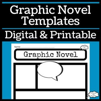 How to plan a graphic novel story and script before you start drawing it. NEW Update: This product now includes a link to the ...