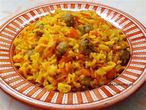cuisiner des boulettes de viande recettes de boulettes de viande et riz