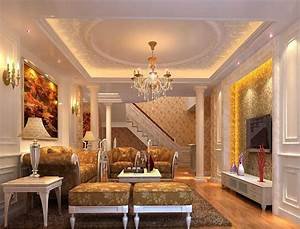 Villa, Interior, Design
