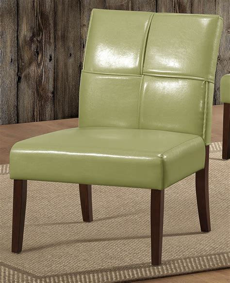 Oriana Green Accent Chair From Homelegance (1215grs
