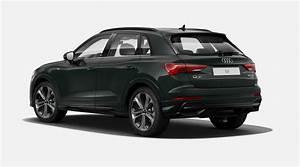 Audi Q3  Disponibile Con Pacchetto Audi Exclusive Module