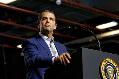 trump donald jr jail going worried falls july abs again montana says report speaks rally america