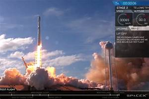 Voiture Tesla Dans L Espace : vid o tesla lance la premi re voiture dans l 39 espace photo 3 l 39 argus ~ Medecine-chirurgie-esthetiques.com Avis de Voitures