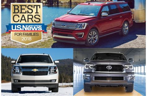4 Best Large Suvs For Families