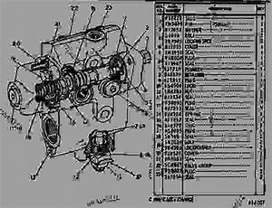 8j8578 Valve Group-reducing - Engine - Machine Caterpillar 3406