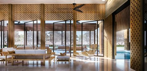 resort home design interior tropical resort house particular architects