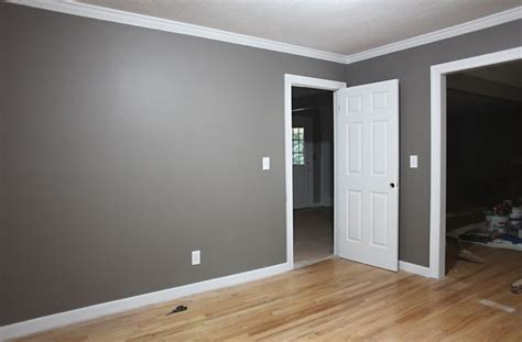 gray and white bathroom ideas grey walls white trim think like leave ceiling home