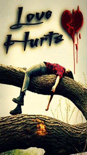hurt hd wallpapers mobile  love hurts sad love love