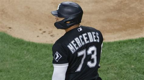 White Sox' Yermín Mercedes optioned to Triple-A Charlotte ...