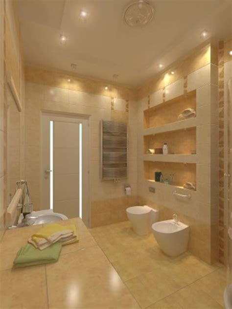 Bathroom Ceiling Ideas by Impressive Modern Bathroom Ceiling And Wall Lighting Ideas