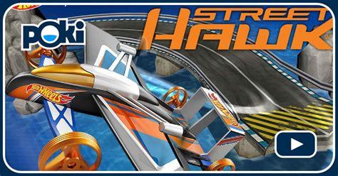 Hot Wheels Street Hawk Game