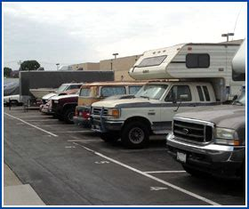 Outside Boat Trailer Storage Near Me by Fountain Valley Auto Boat Rv Trailer Storage Ca 92708