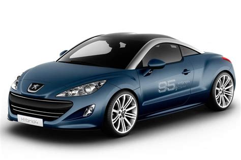 Peugeot Coupe by Peugeot Rcz Coupe Pictures Evo