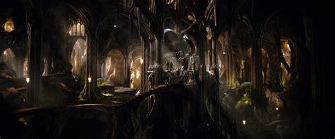 rumor middle earth theme park  disney hobbit
