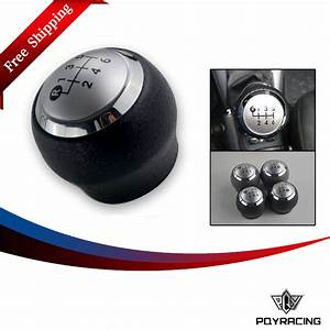 Manual Transmission 5  6 Speed Car Gear Shift Knob Shifter