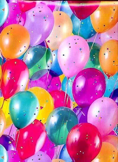 birthday balloons wallpaper wallpapersafari