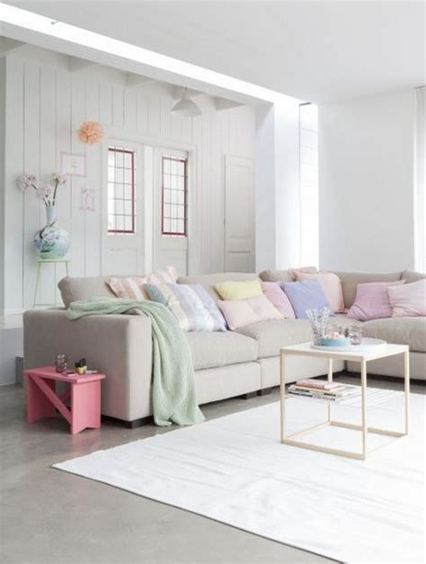 pastel living room colors 25 living rooms in pretty pastels messagenote