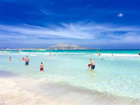 Traumstrand Playa de Muro Einer der schönsten Strände ...