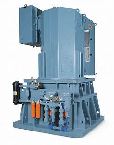Vertical Gearmotor Vgm