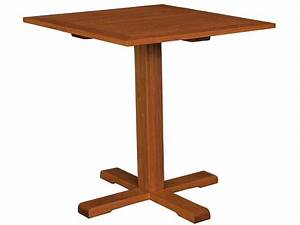 Table Exterieur En Bois : adige pour bars et restaurants table en bois avec ~ Teatrodelosmanantiales.com Idées de Décoration