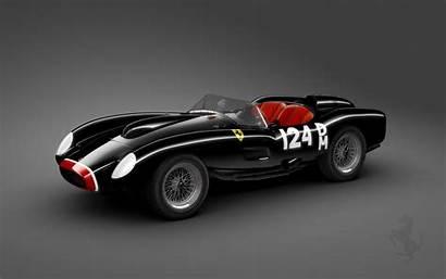 Ferrari 250 Rossa Testa 1957 1958 Race
